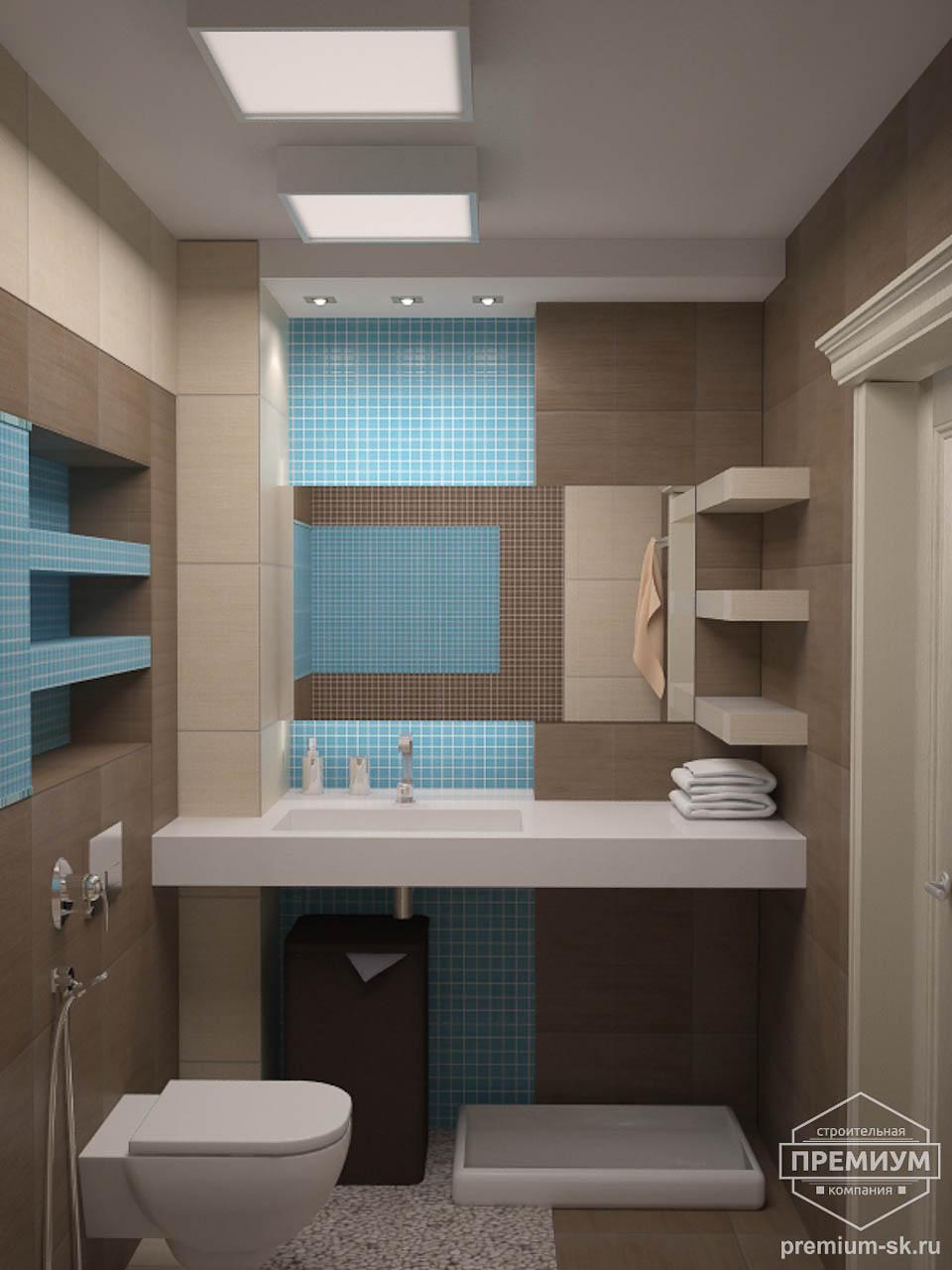 Дизайн интерьера однокомнатной квартиры по ул. Сыромолотова 11 img1178815481