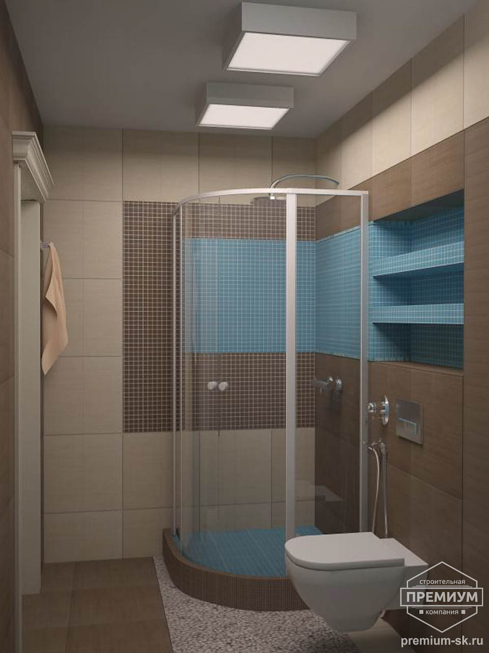 Дизайн интерьера однокомнатной квартиры по ул. Сыромолотова 11 img1477040339