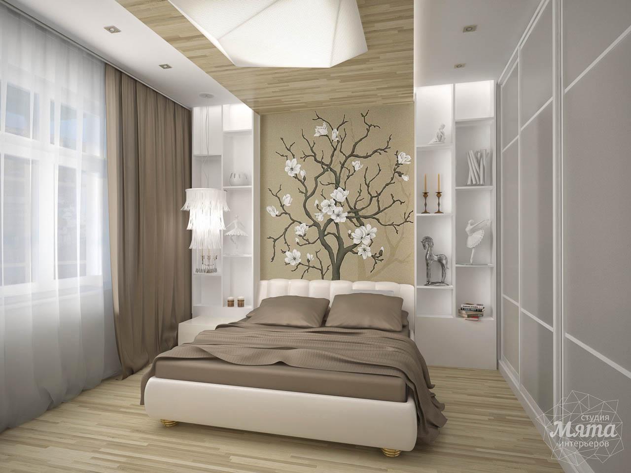 Дизайн интерьера трехкомнатной квартиры по ул. Папанина 18 img1962563647