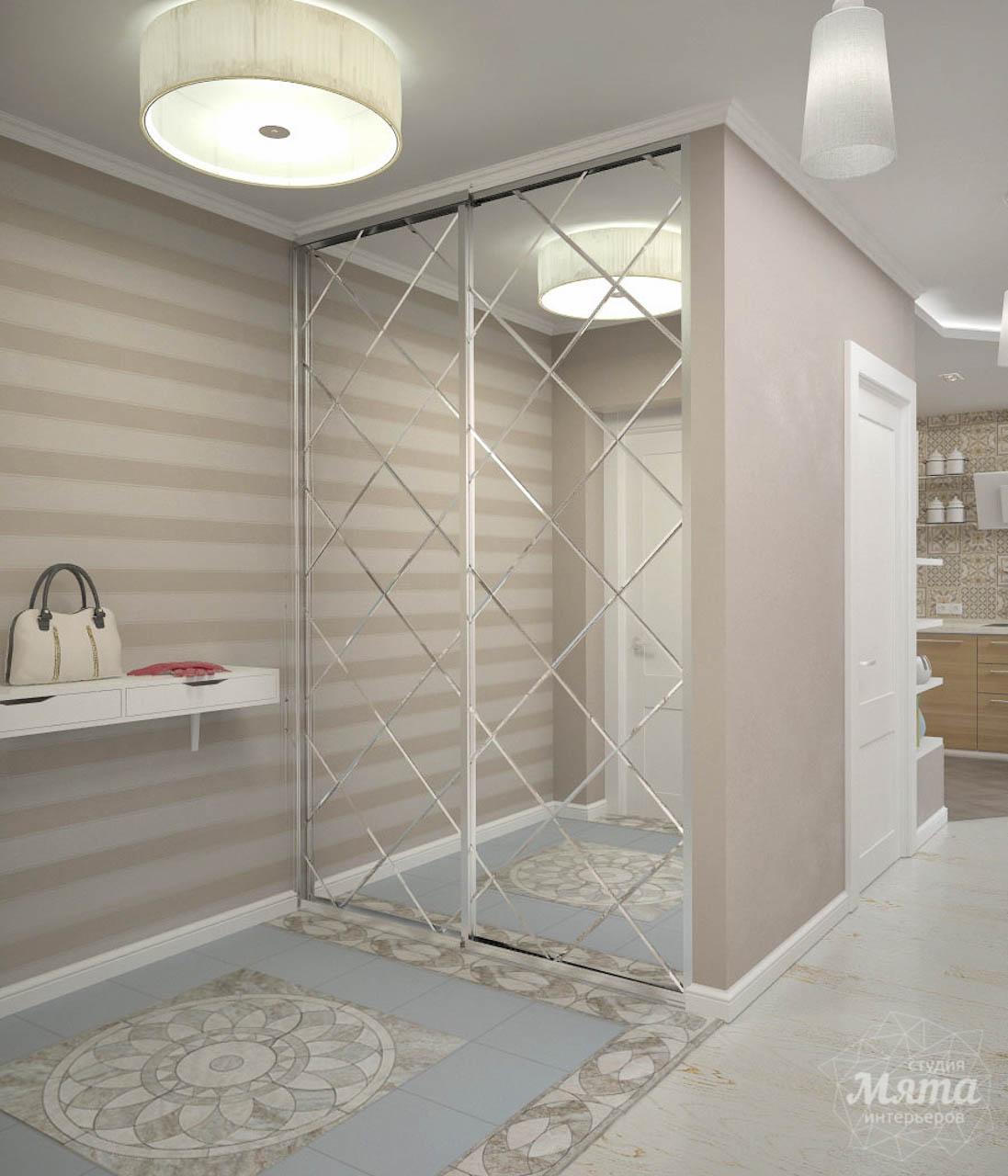 Дизайн интерьера и ремонт трехкомнатной квартиры по ул. Фучика 9 img666801847