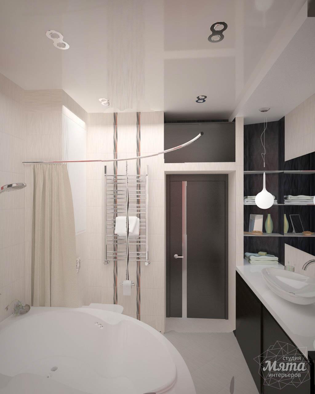 Дизайн интерьера и ремонт трехкомнатной квартиры по ул. Попова 33а img448115508
