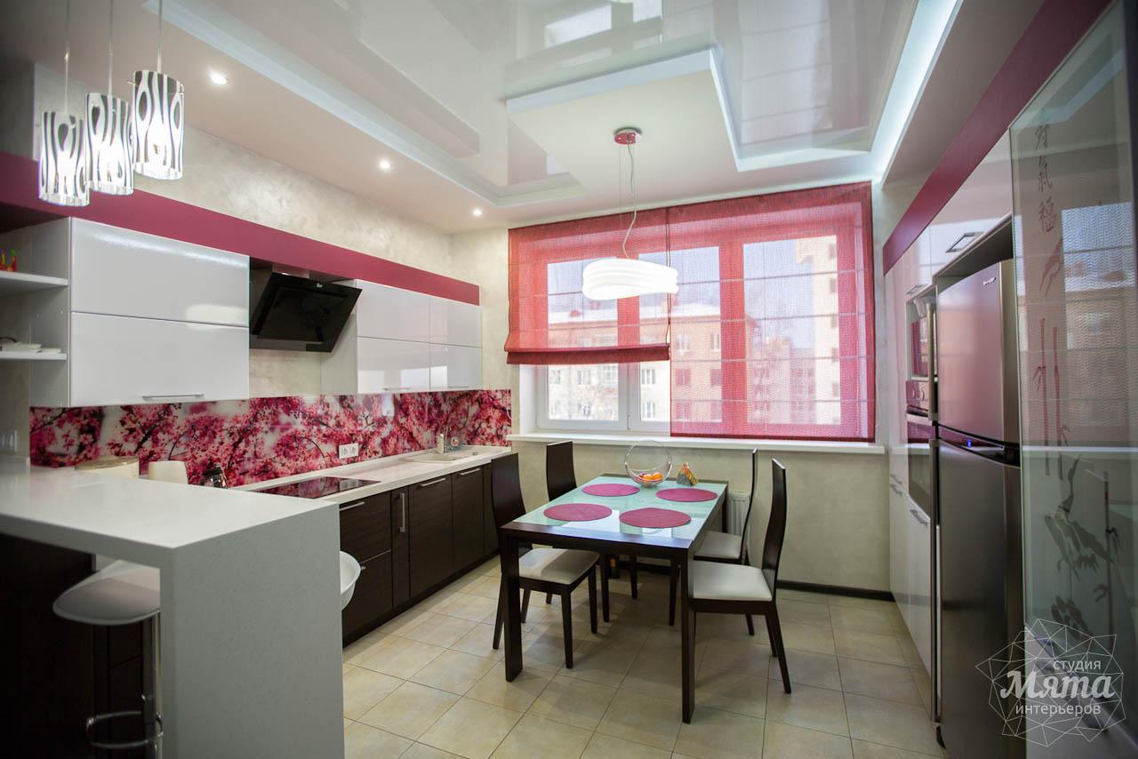 Дизайн интерьера и ремонт трехкомнатной квартиры по ул. Попова 33а 4