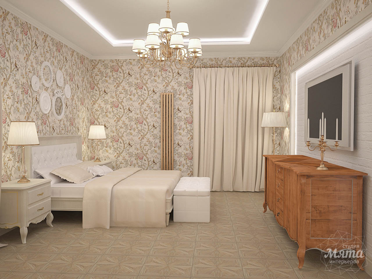 Дизайн интерьера коттеджа по ул. Ландышевая 23 img984002474