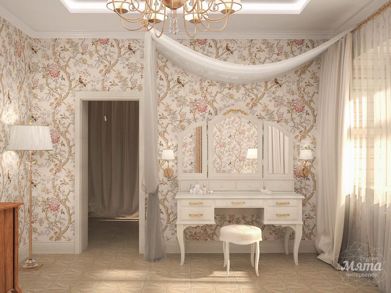 Дизайн интерьера коттеджа по ул. Ландышевая 23 img647392514
