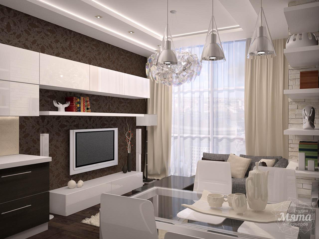 Дизайн интерьера трехкомнатной квартиры по ул. Папанина 18 img175651483