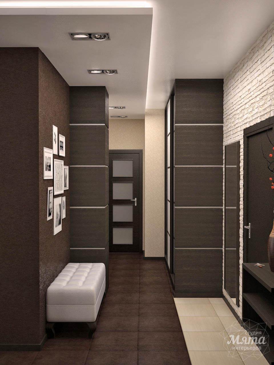 Дизайн интерьера трехкомнатной квартиры по ул. Папанина 18 img1678451337