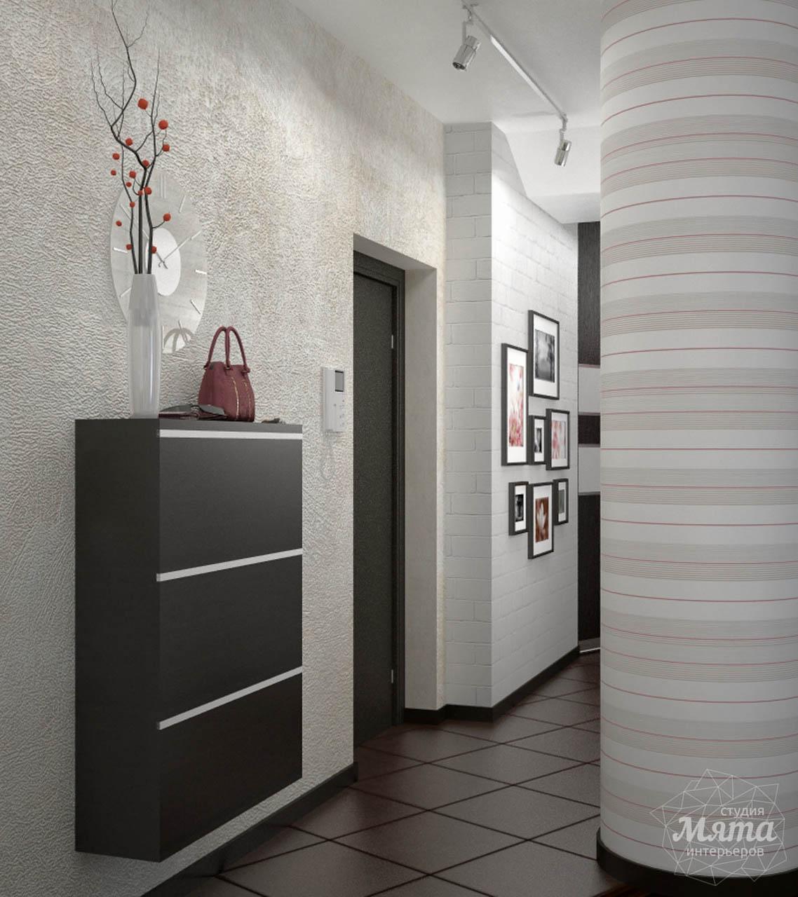 Дизайн интерьера и ремонт трехкомнатной квартиры по ул. Попова 33а img496492067