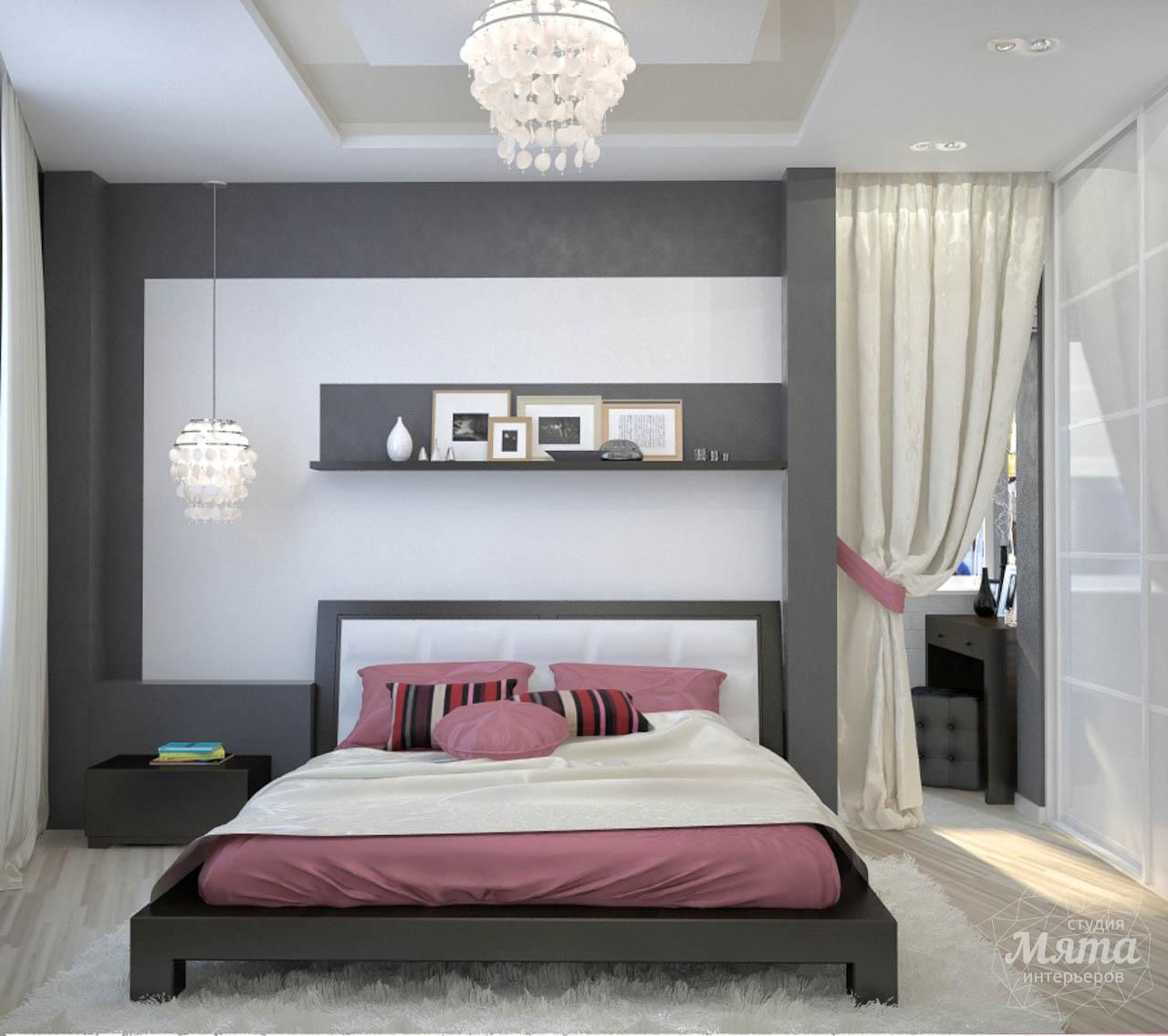 Дизайн интерьера и ремонт трехкомнатной квартиры по ул. Попова 33а img833812675
