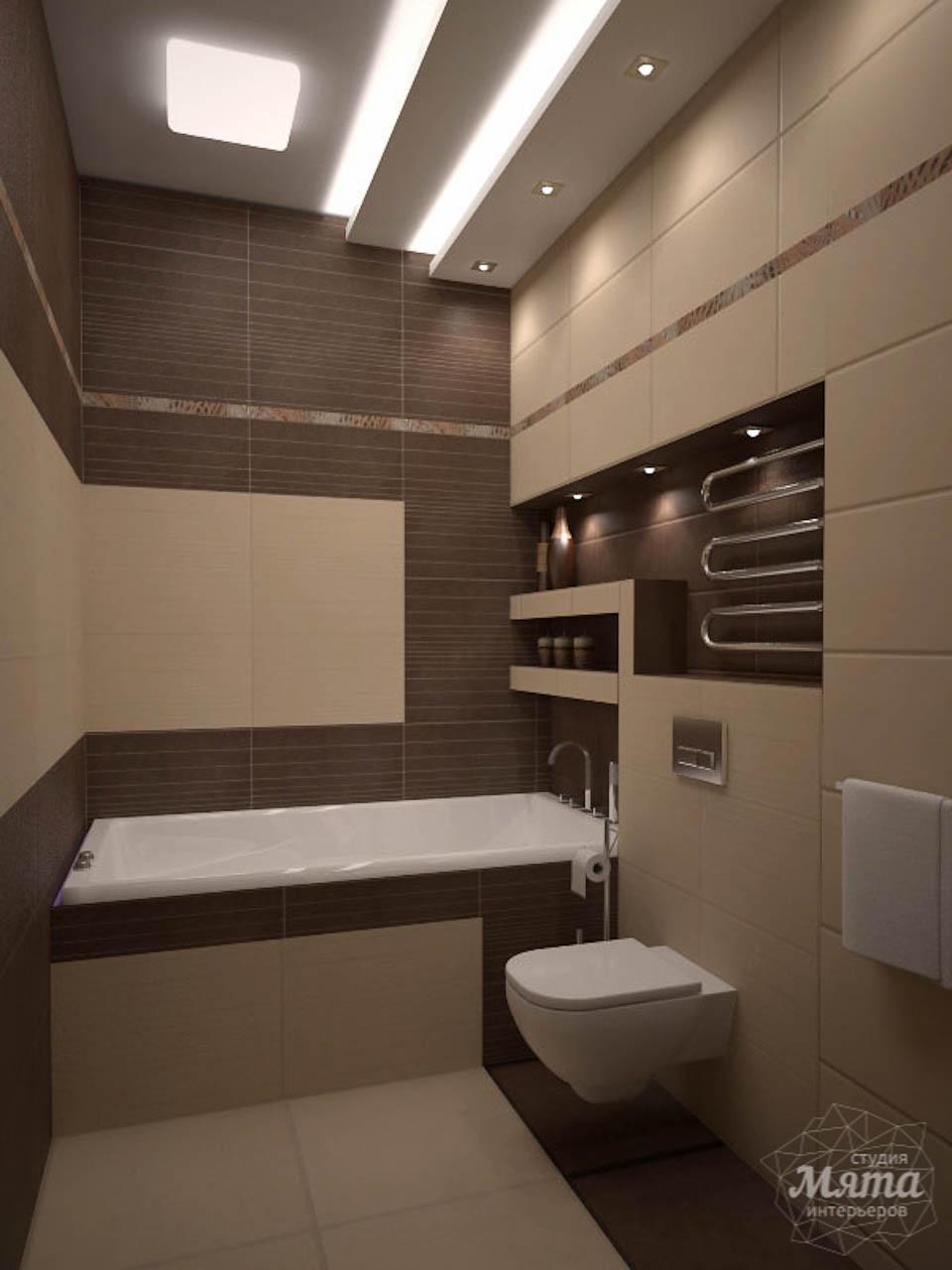 Дизайн интерьера трехкомнатной квартиры по ул. Папанина 18 img1316754229