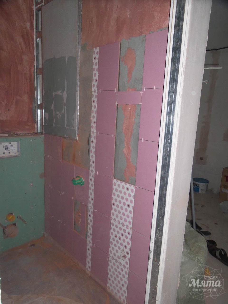 Дизайн интерьера и ремонт трехкомнатной квартиры по ул. Фучика 9 19