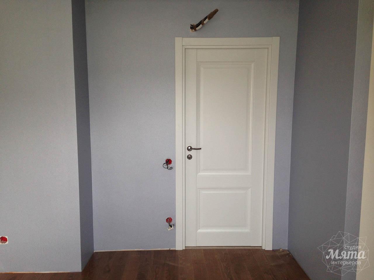 Дизайн интерьера и ремонт трехкомнатной квартиры по ул. Фучика 9 65