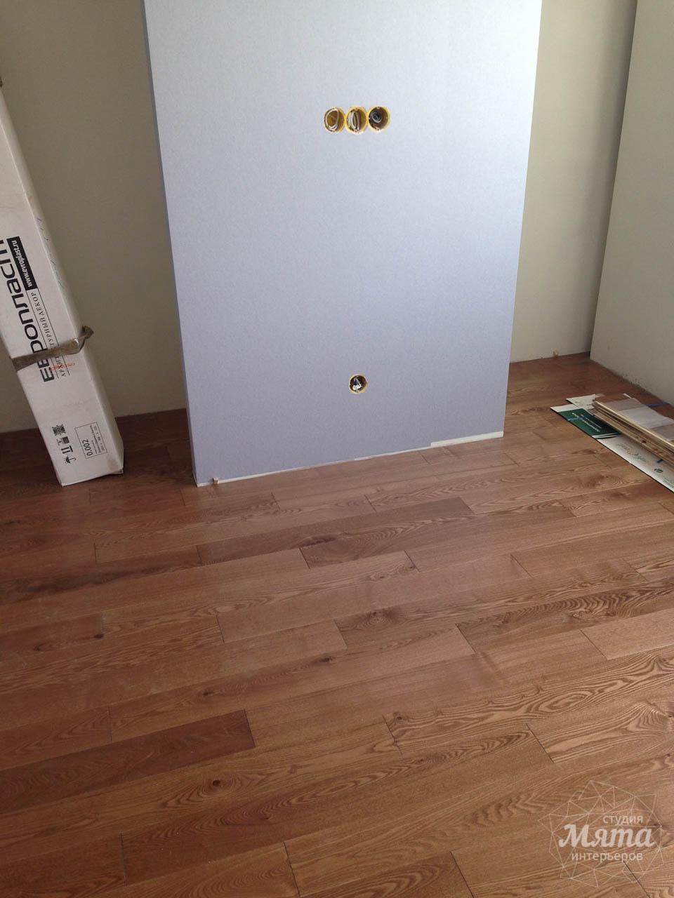 Дизайн интерьера и ремонт трехкомнатной квартиры по ул. Фучика 9 57