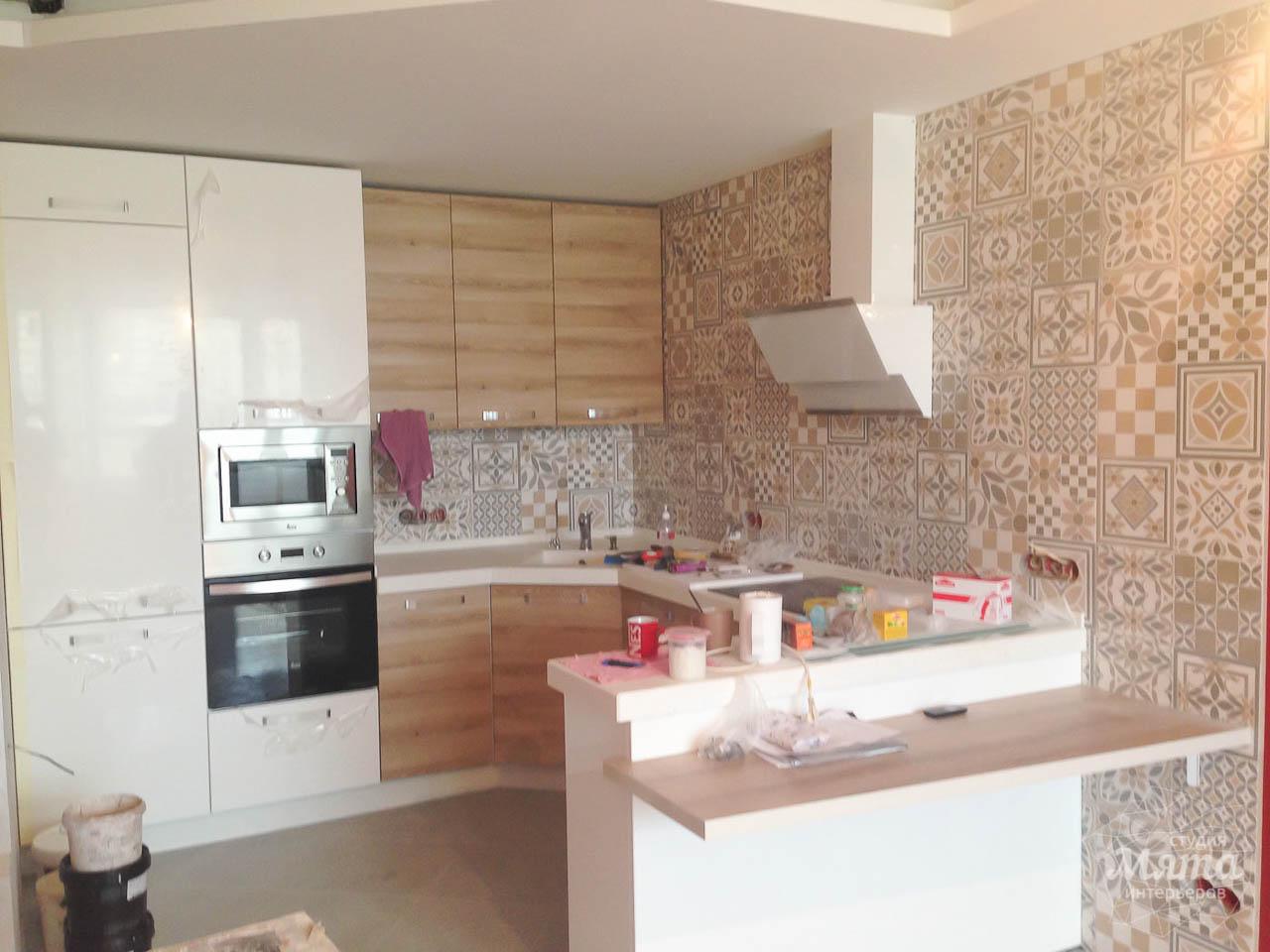 Дизайн интерьера и ремонт трехкомнатной квартиры по ул. Фучика 9 51