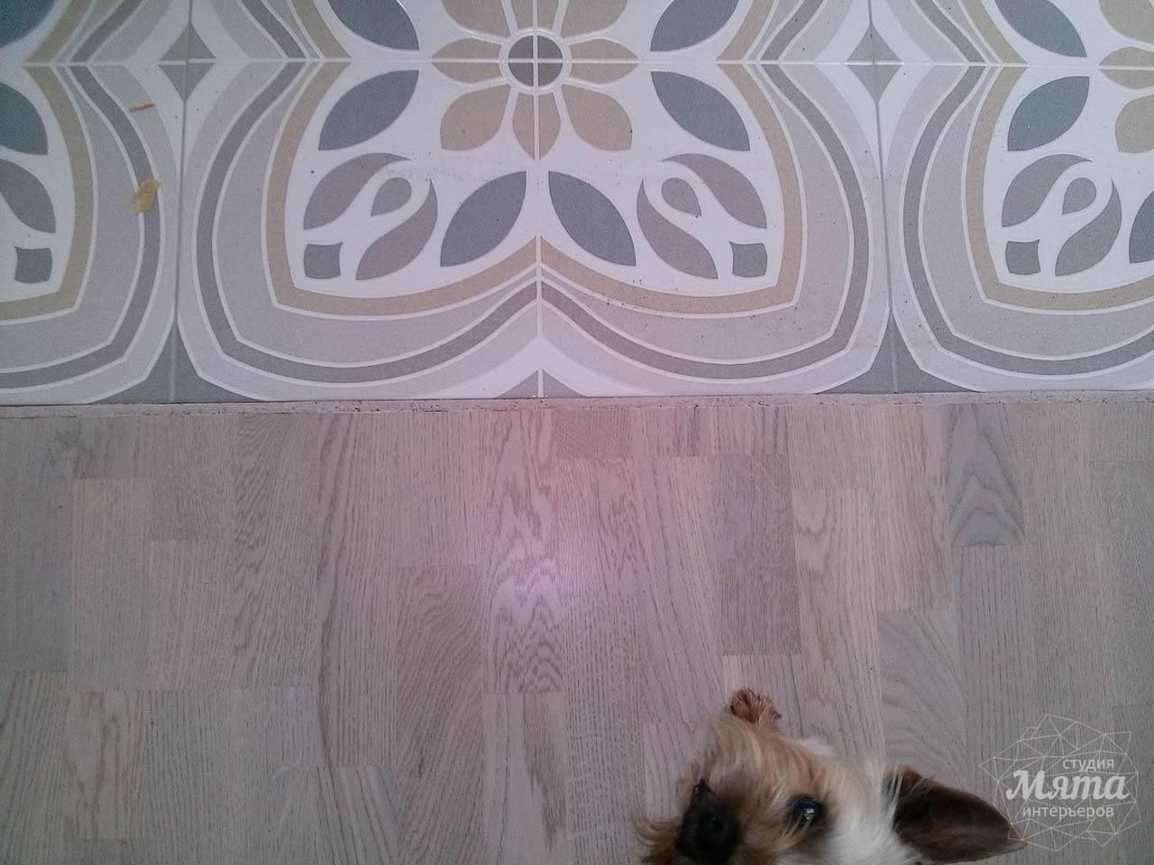 Дизайн интерьера и ремонт трехкомнатной квартиры по ул. Фучика 9 68