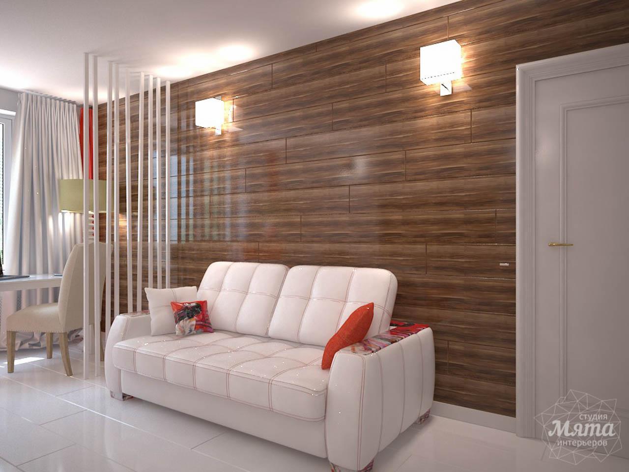 Дизайн интерьера однокомнатной квартиры в стиле минимализм по ул. Чапаева 30 img1689981956