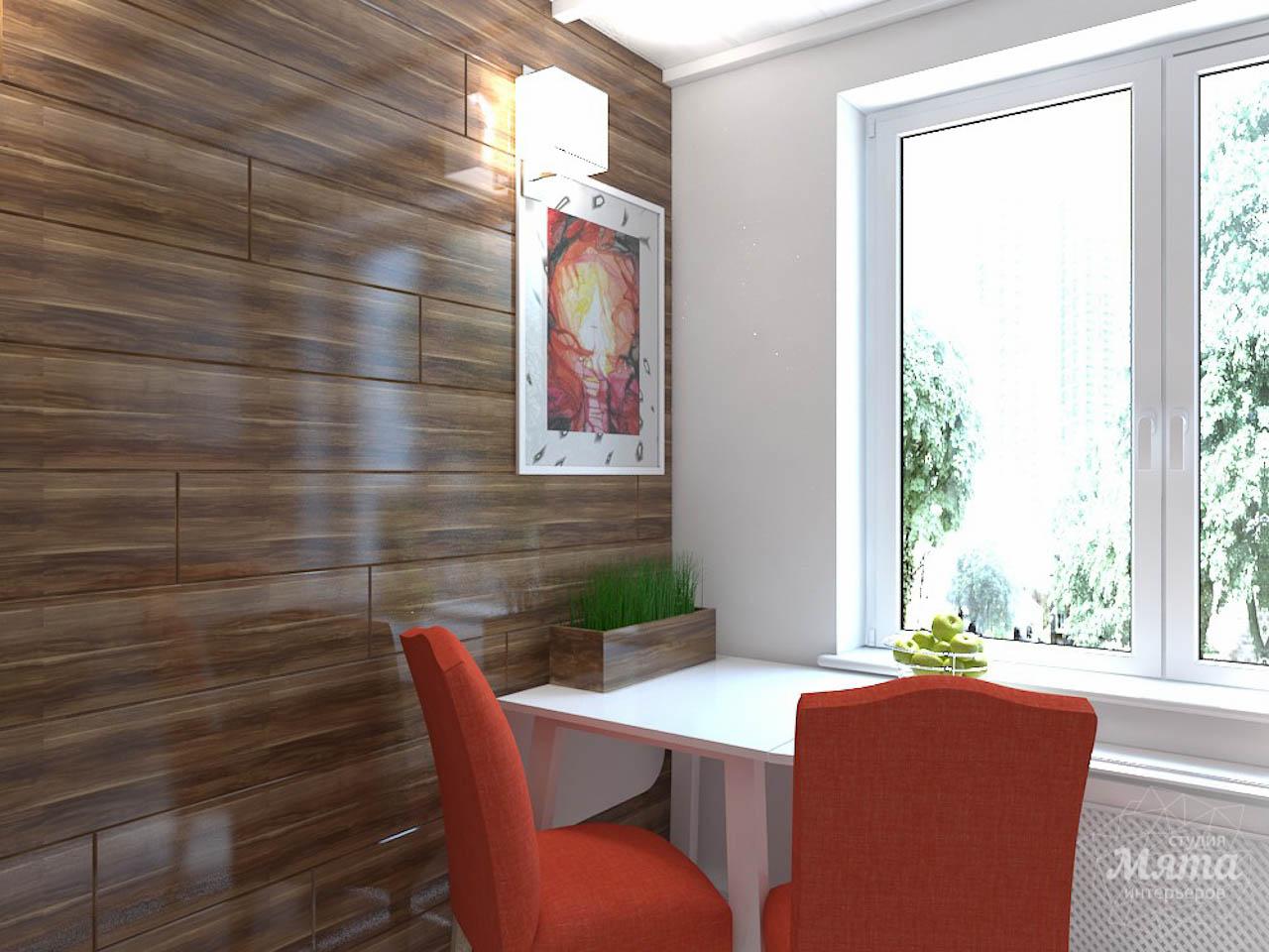 Дизайн интерьера однокомнатной квартиры в стиле минимализм по ул. Чапаева 30 img988147724