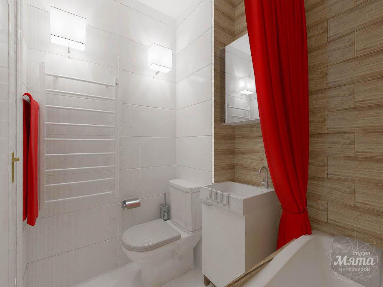Дизайн интерьера однокомнатной квартиры в стиле минимализм по ул. Чапаева 30 img297263882