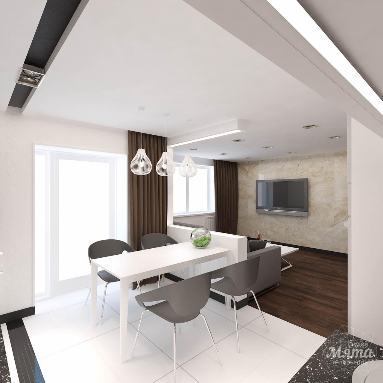 Дизайн интерьера однокомнатной квартиры по ул. Гагарина 27 img789481660