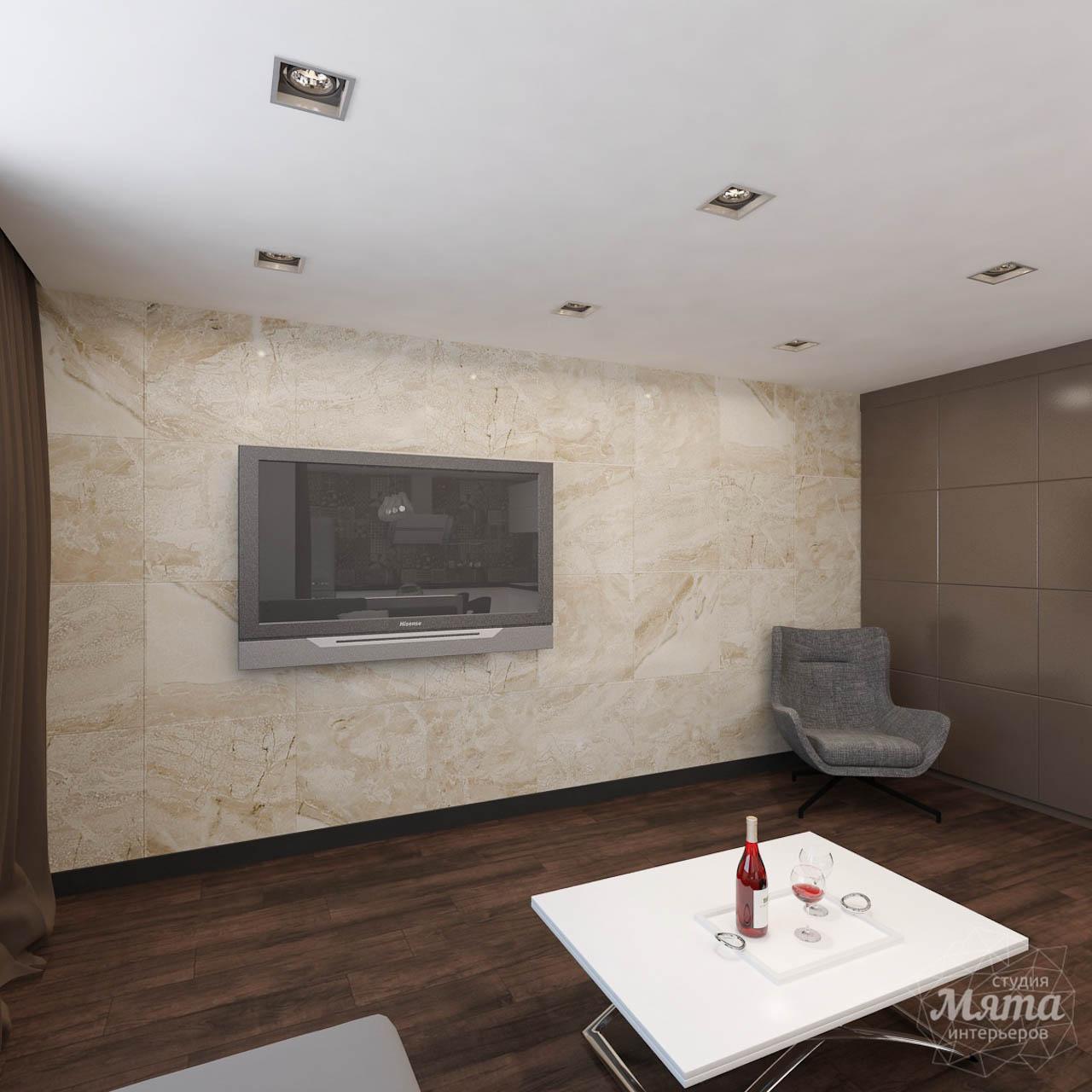 Дизайн интерьера однокомнатной квартиры по ул. Гагарина 27 img1733651000