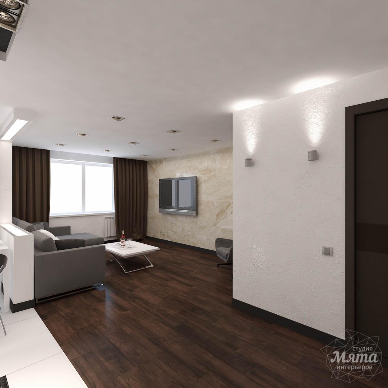 Дизайн интерьера однокомнатной квартиры по ул. Гагарина 27 img304462317