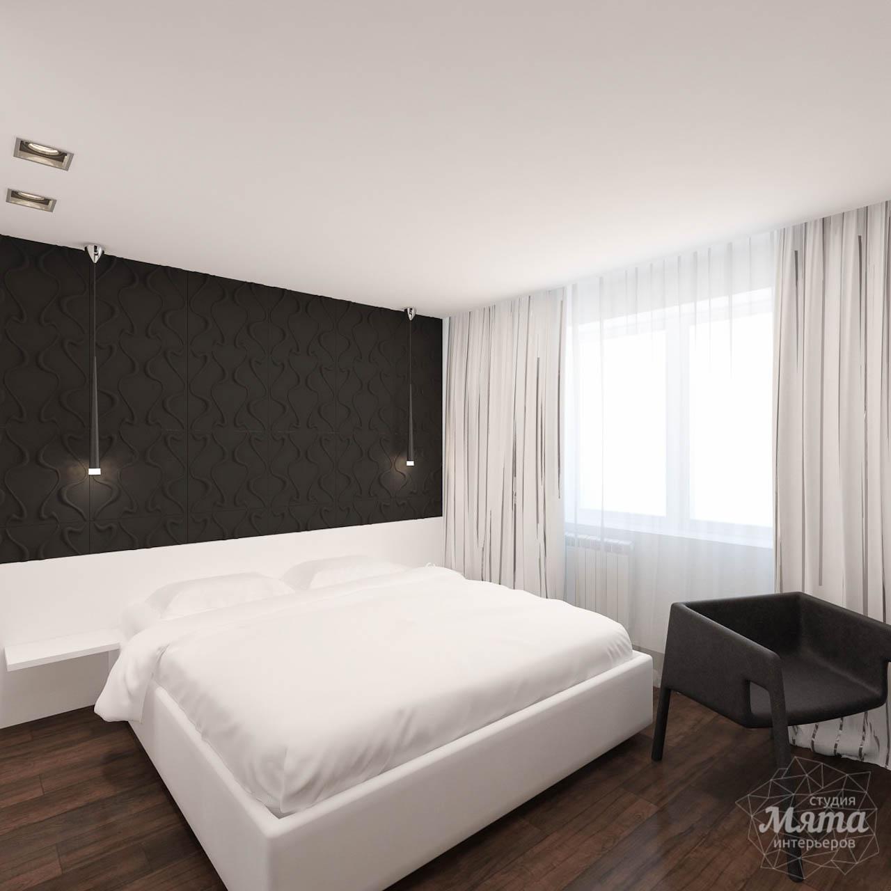 Дизайн интерьера однокомнатной квартиры по ул. Гагарина 27 img895626693