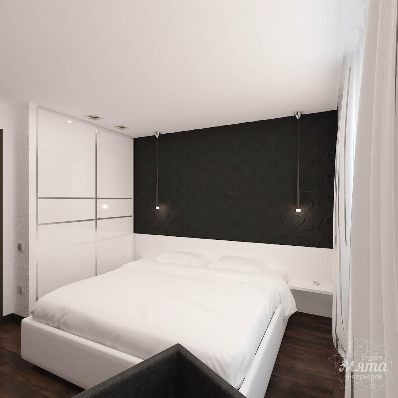 Дизайн интерьера однокомнатной квартиры по ул. Гагарина 27 img1333927128
