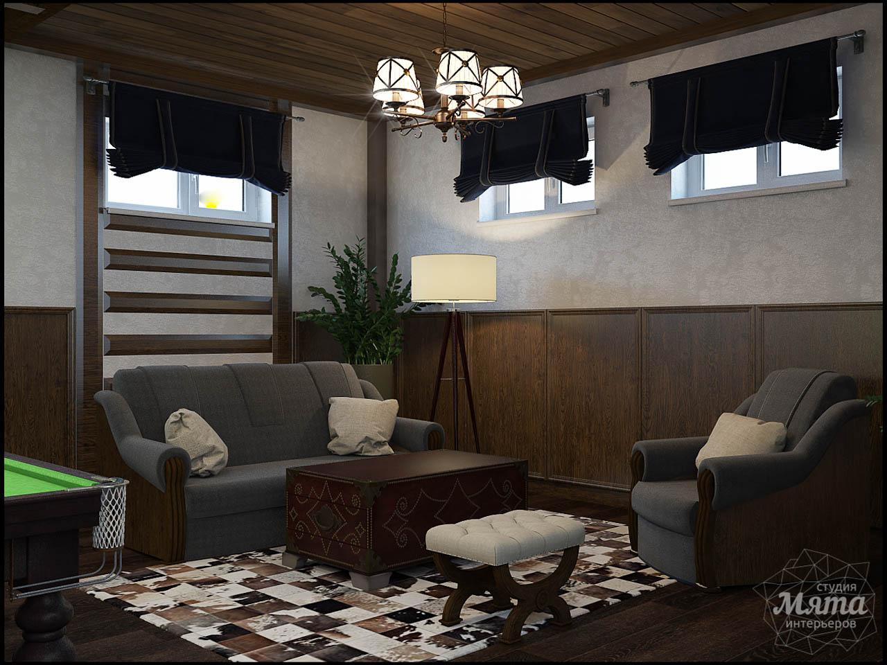 Дизайн интерьера бильярдной в п. Балтым img44181273