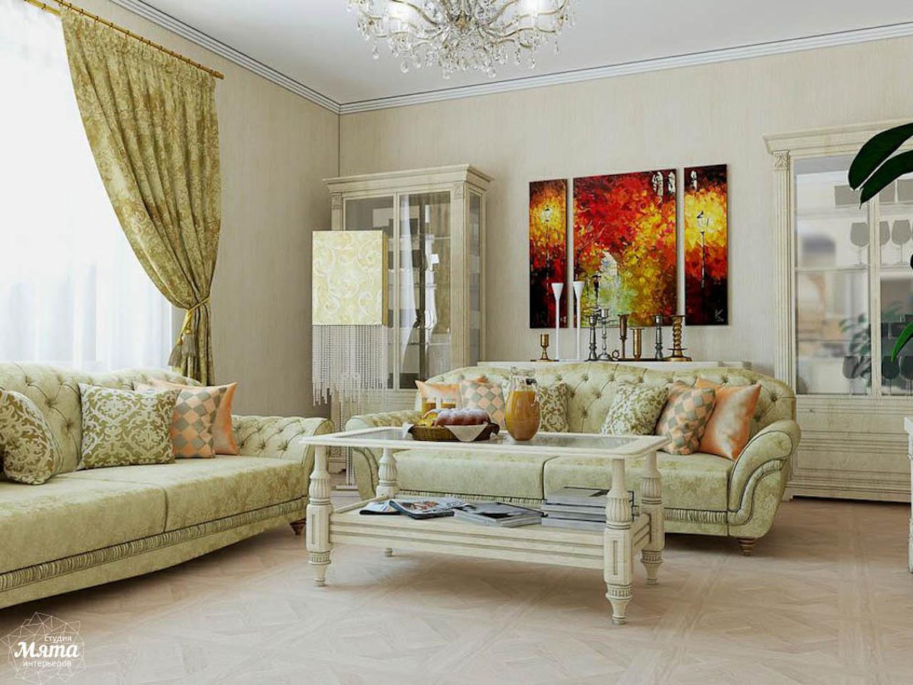 Дизайн интерьера коттеджа в п. Верхнее Дуброво img948767644