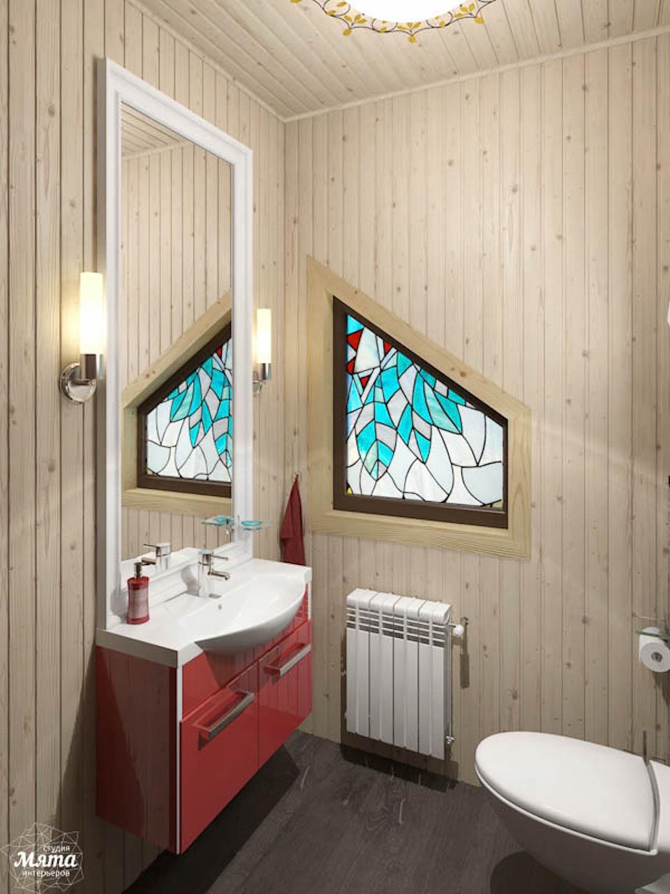 Дизайн интерьера коттеджа в п. В. Сысерть  img2119625350