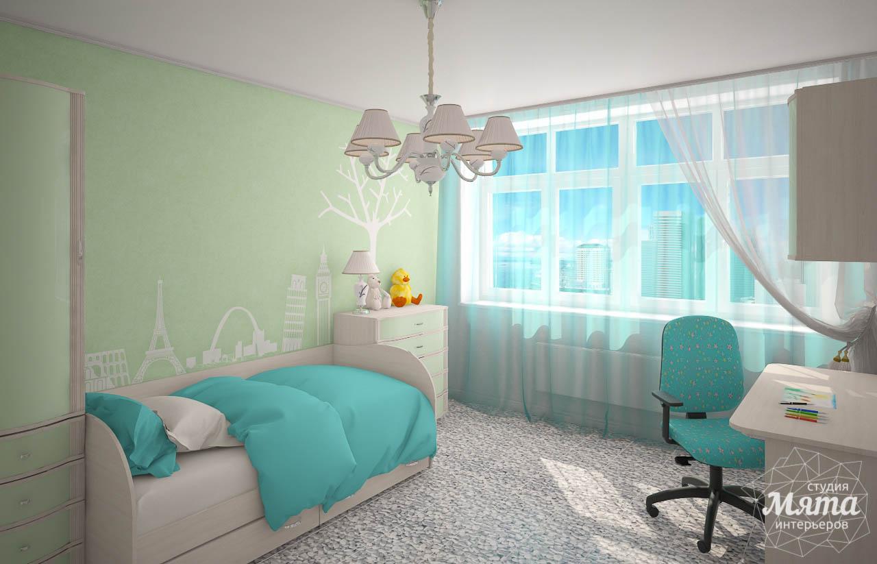 Дизайн интерьера  и ремонт трехкомнатной квартиры по ул. Машинная 44 img401039790