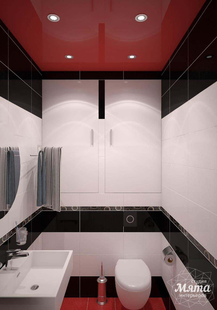 Дизайн интерьера  и ремонт трехкомнатной квартиры по ул. Машинная 44 img1177200508