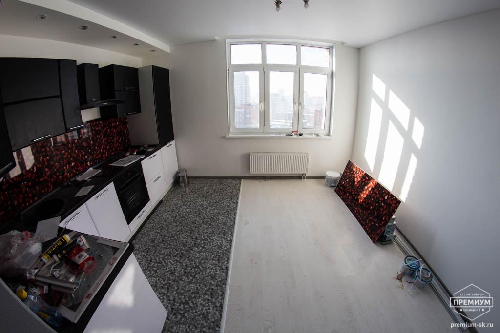 Дизайн интерьера  и ремонт трехкомнатной квартиры по ул. Машинная 44 10