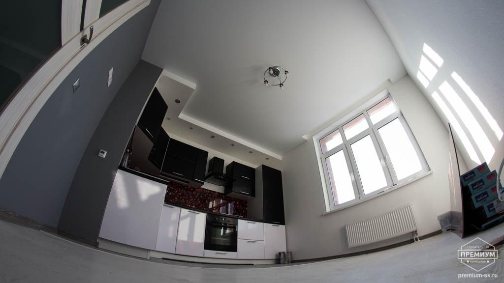 Дизайн интерьера  и ремонт трехкомнатной квартиры по ул. Машинная 44 12