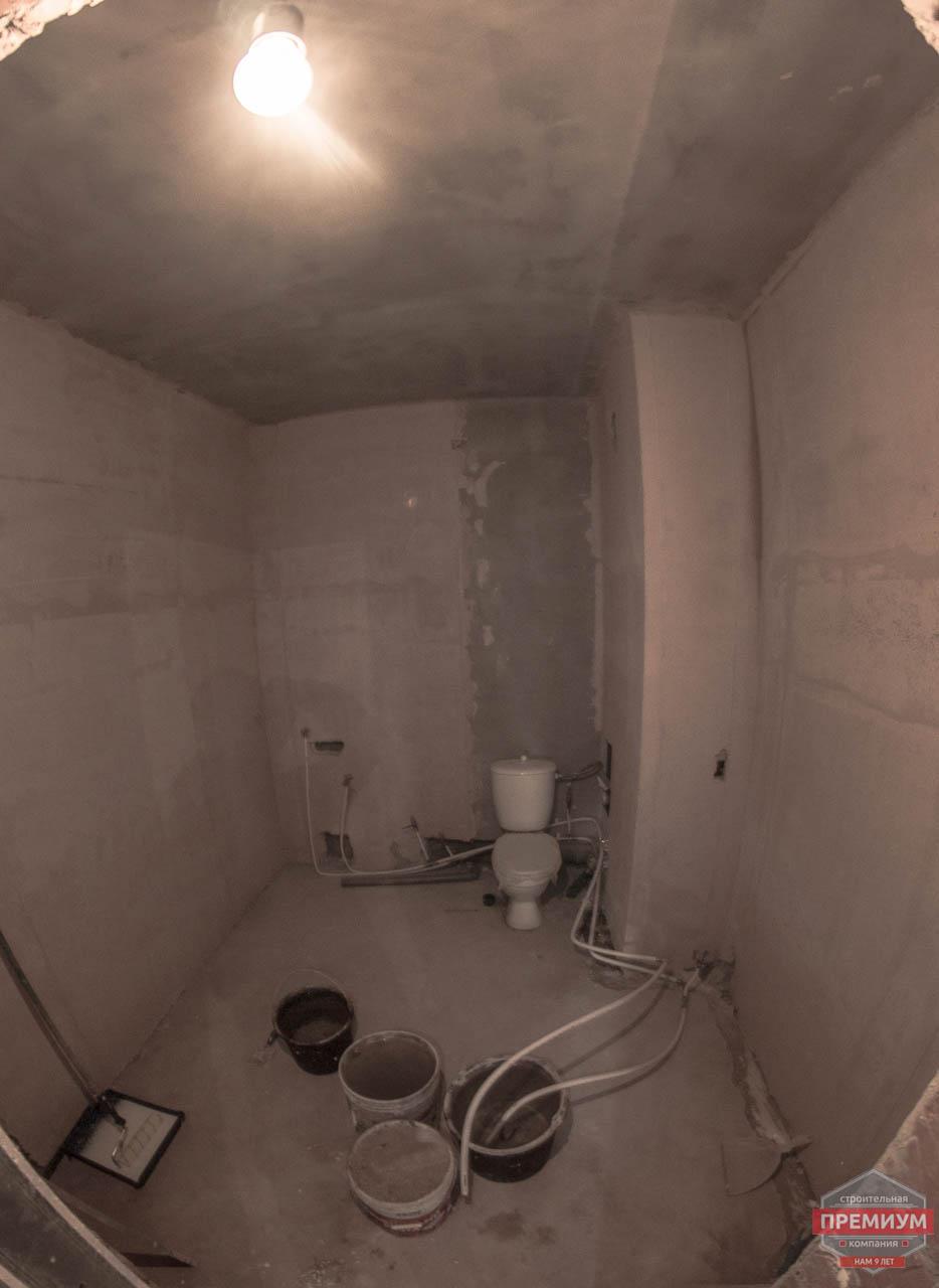 Дизайн интерьера  и ремонт трехкомнатной квартиры по ул. Машинная 44 34