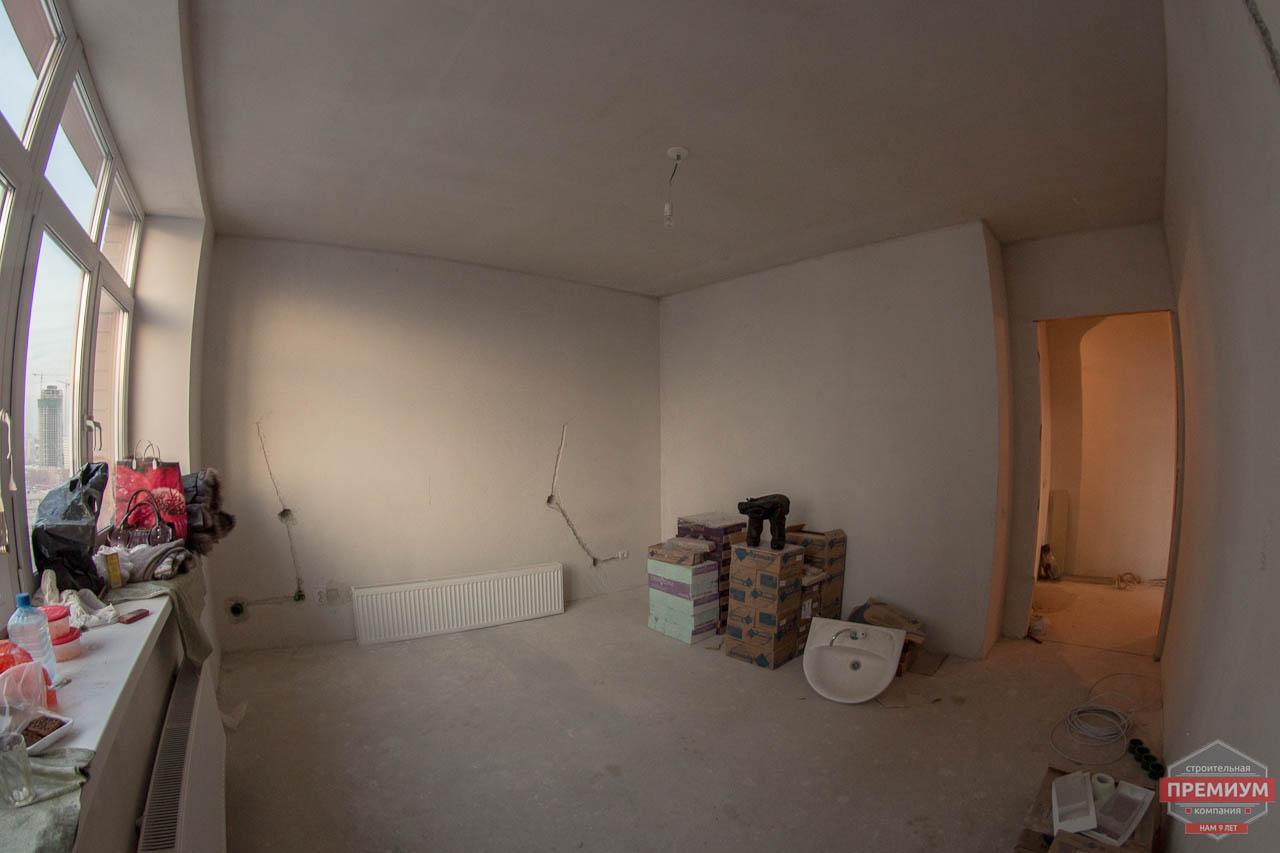 Дизайн интерьера  и ремонт трехкомнатной квартиры по ул. Машинная 44 36