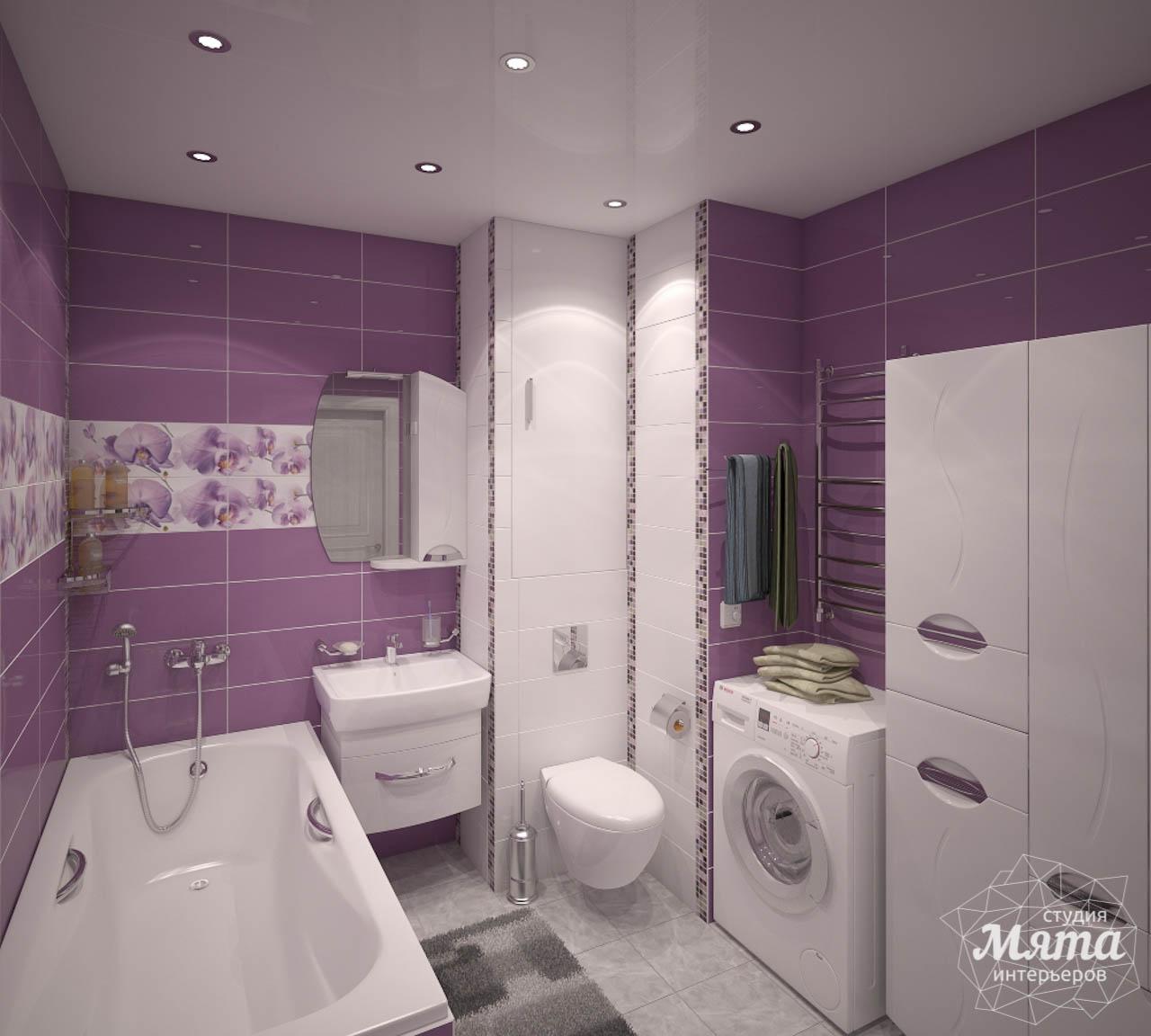 Дизайн интерьера  и ремонт трехкомнатной квартиры по ул. Машинная 44 img555407821
