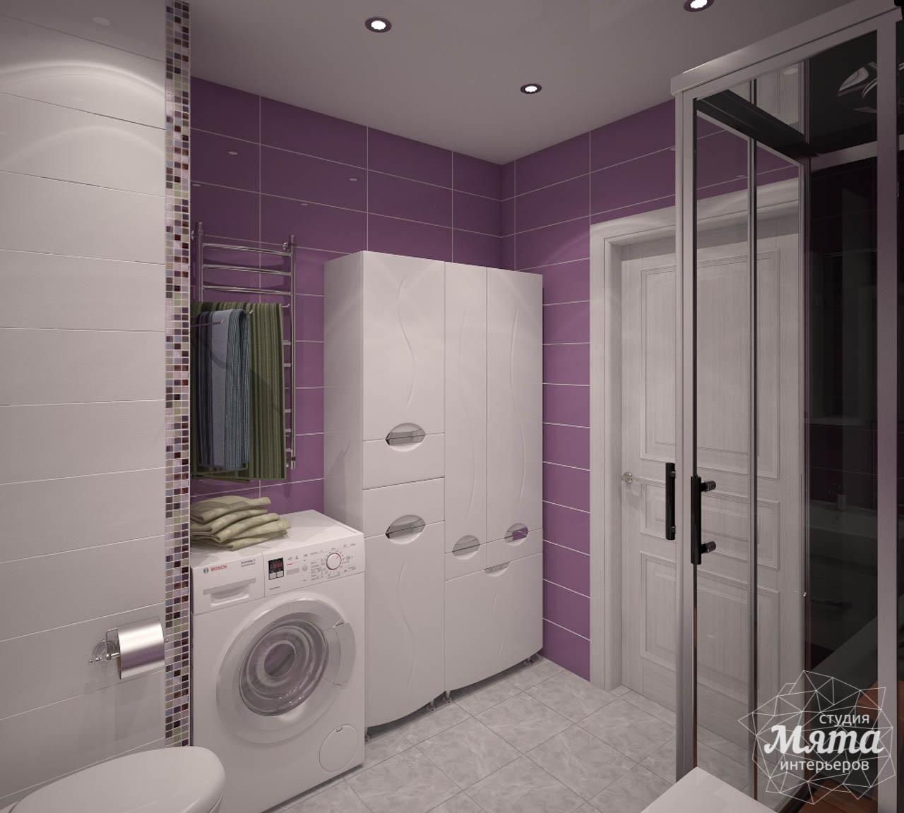 Дизайн интерьера  и ремонт трехкомнатной квартиры по ул. Машинная 44 img456579110