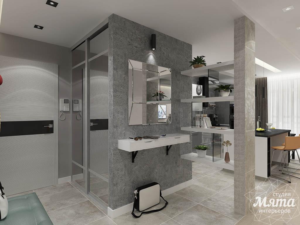 Дизайн интерьера двухкомнатной квартиры в ЖК Крылов img1957047110