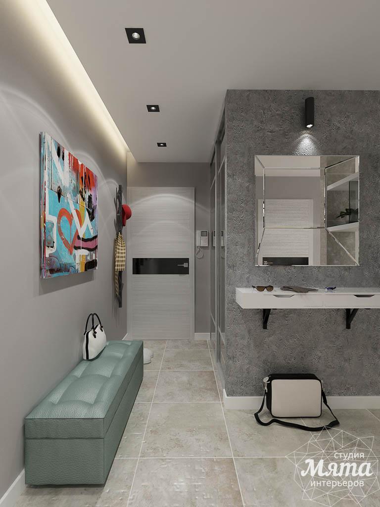 Дизайн интерьера двухкомнатной квартиры в ЖК Крылов img941641560