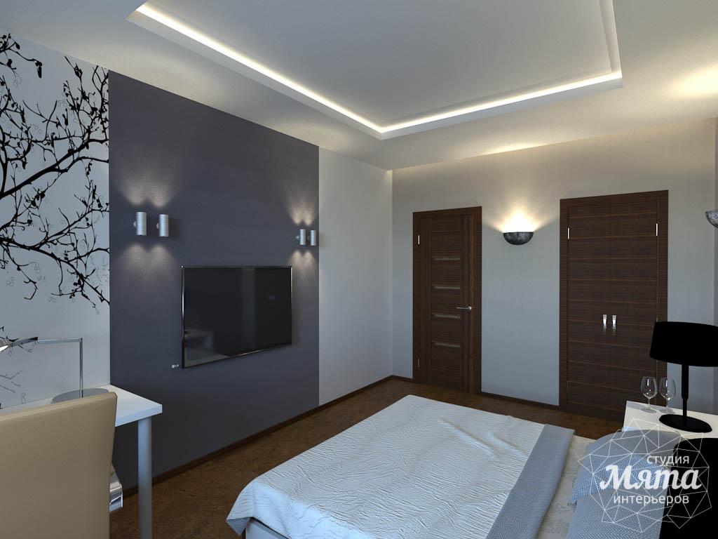 Дизайн интерьера однокомнатной квартиры по ул. 40 лет Октября 11 img1835329748