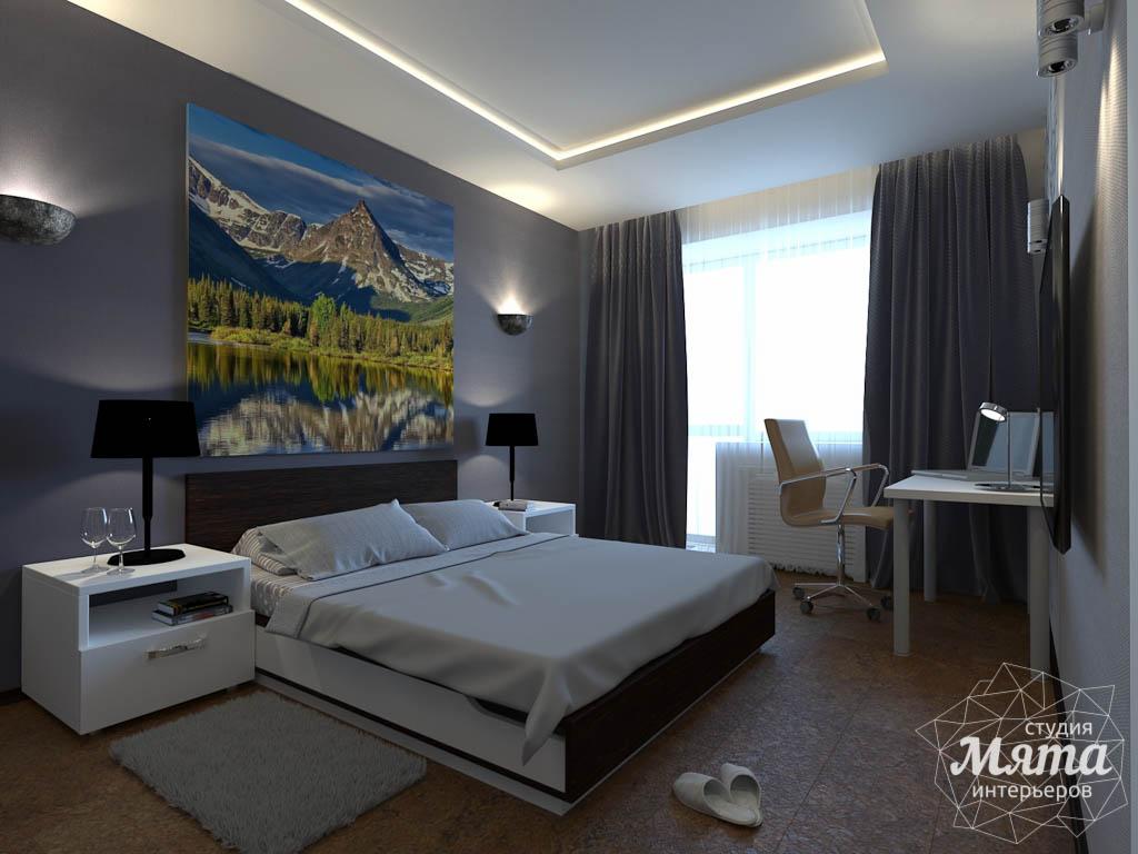 Дизайн интерьера однокомнатной квартиры по ул. 40 лет Октября 11 img689049093
