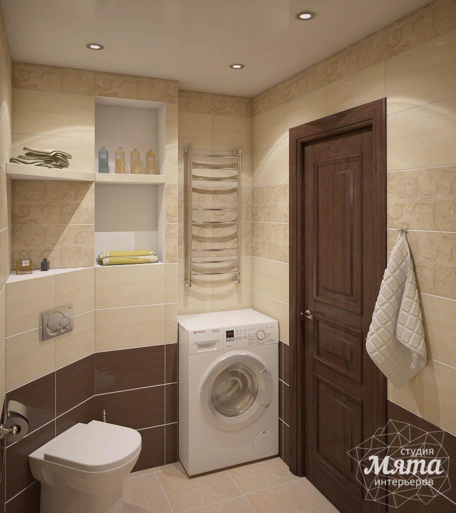 Дизайн интерьера однокомнатной квартиры по ул. 40 лет Октября 11 img1121674360