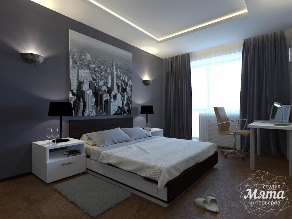 Дизайн интерьера однокомнатной квартиры по ул. 40 лет Октября 11 img1671375985