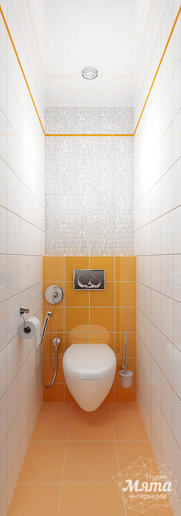 Дизайн интерьера и ремонт ванной комнаты и прихожей по ул. Крауля 70 img909145114