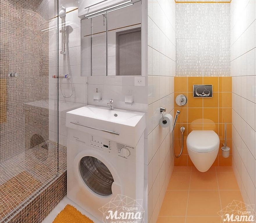 Дизайн интерьера и ремонт ванной комнаты и прихожей по ул. Крауля 70 img416166250