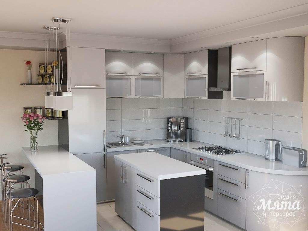 Дизайн интерьера кухни по ул. Восточная 62 img1124670629