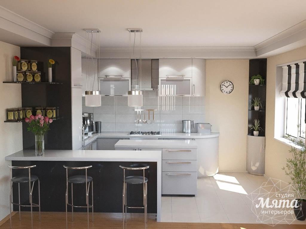 Дизайн интерьера кухни по ул. Восточная 62 img294587621