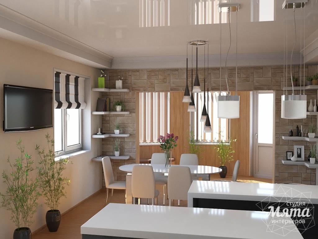 Дизайн интерьера кухни по ул. Восточная 62 img2068138893