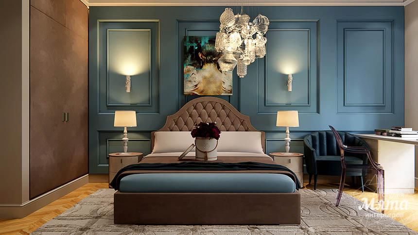 Дизайн интерьера четырехкомнатной квартиры в Новосибирске img649783690