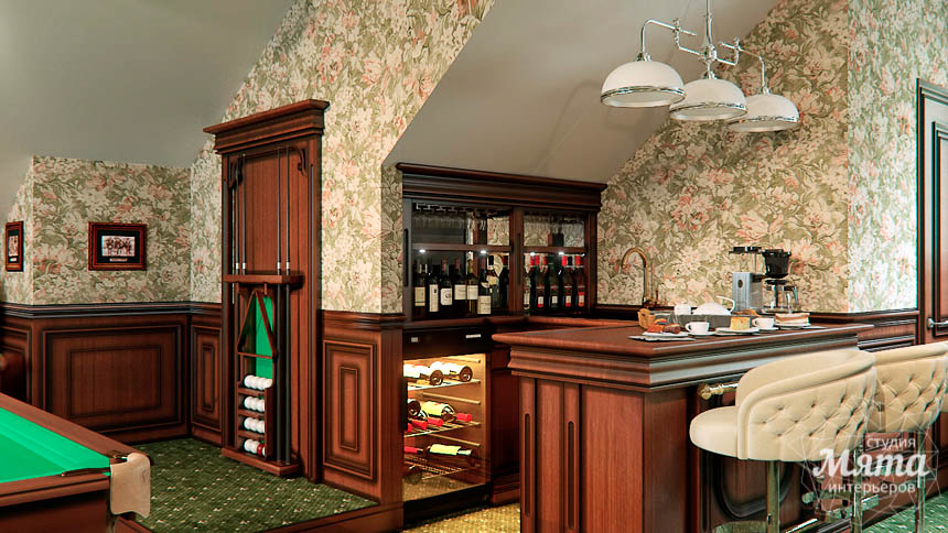 Дизайн интерьера бильярдной в п. Палникс img783179313
